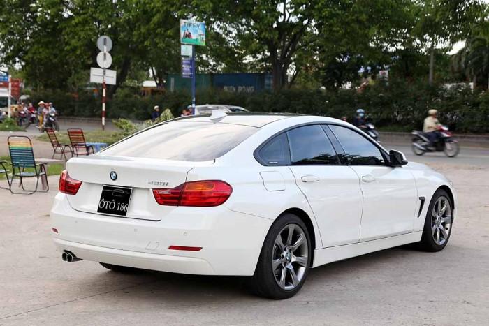 BMW 428i GrandCoupe 2014 5