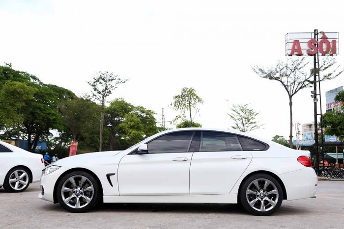 BMW 428i GrandCoupe 2014 7