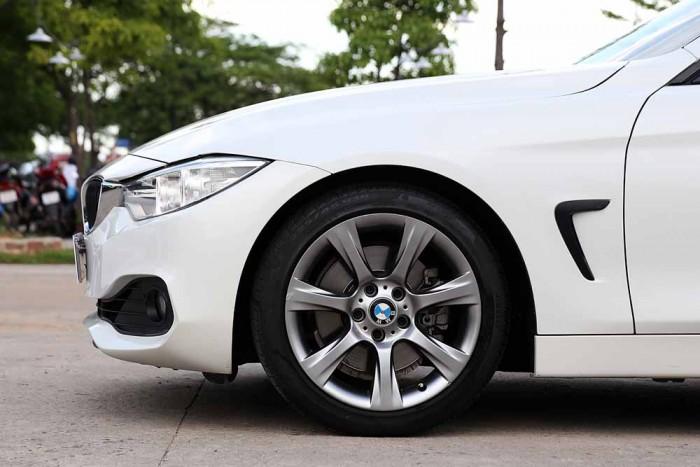 BMW 428i GrandCoupe 2014 8