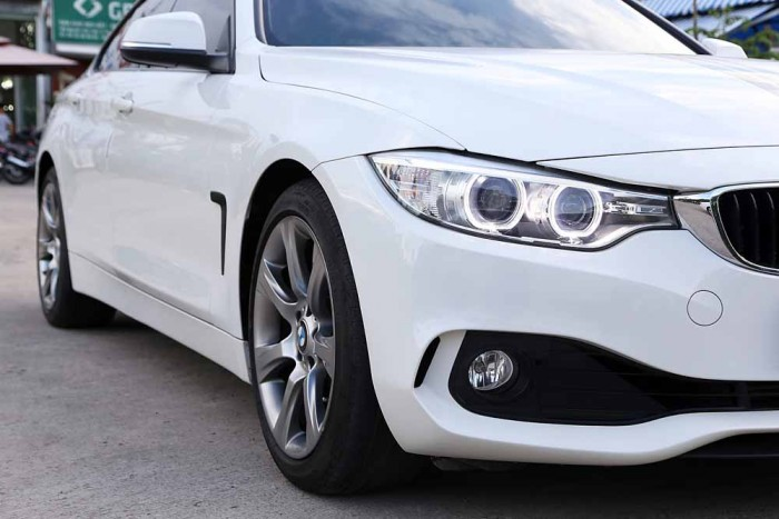 BMW 428i GrandCoupe 2014 11