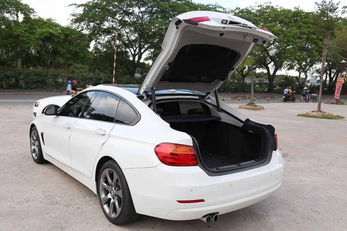 BMW 428i GrandCoupe 2014 15