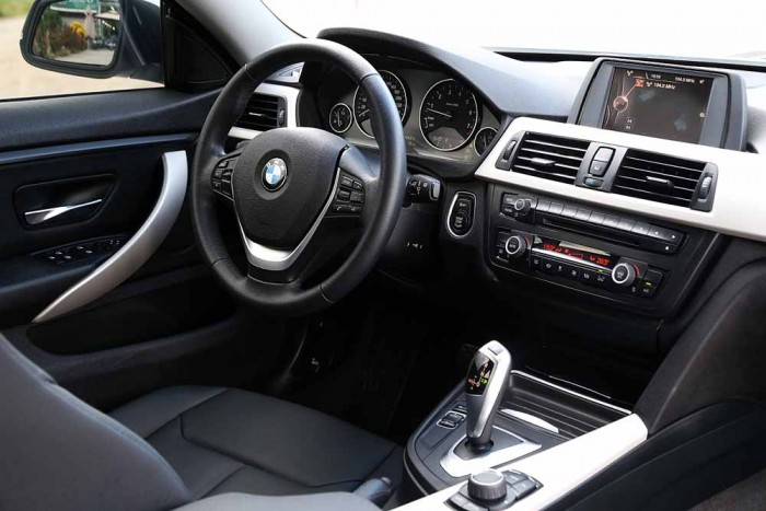 BMW 428i GrandCoupe 2014 20