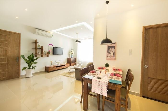 Căn hộ NOXH dành cho người có thu nhập thấp,Chỉ từ 850tr/căn 2 Phòng ngủ