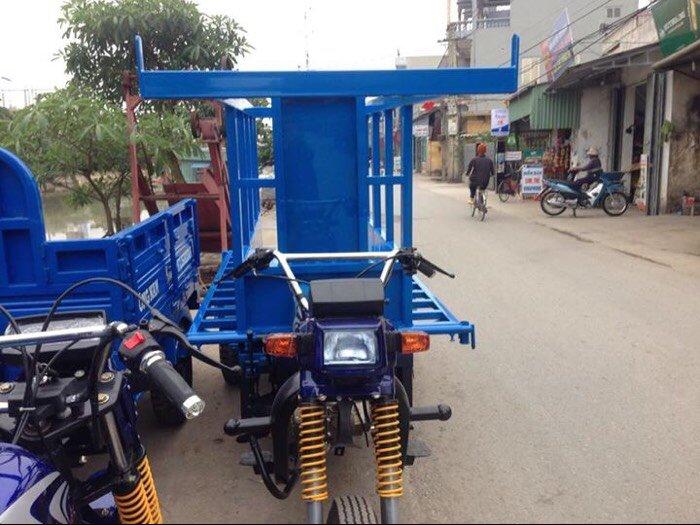 Xe 3 bánh chở hàng T&T FUSHIDA