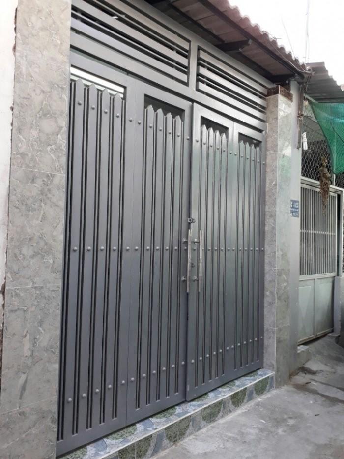 Bán Nhà Hẻm Đường Nguyễn Duy Cung, phường 12, Quận Gò Vấp