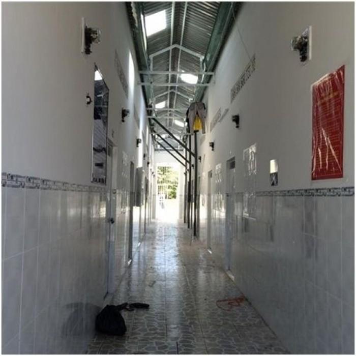 Dãy trọ 20 phòng 2 kiốt -  Võ Văn Vân – 400m2 , SHR