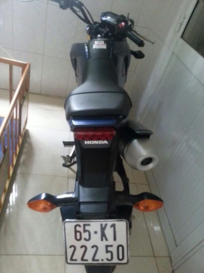Xe MSX 125 Honda, kiểu dáng thể thao, xe côn tay