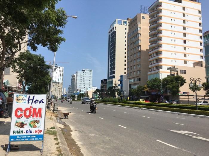 Bán KS đang xây thô tầng 1: MT Đường Phạm Văn Đông, An Hải Bắc, Sơn Trà, Đà Nẵng.