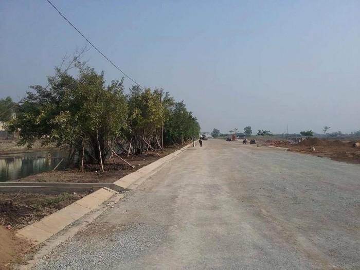 Cần bán đất nền huyện Củ Chi đã có sổ hồng