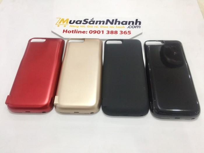 Sản phẩm có nhiều màu lựa chọn :Đen (black) - Đen Bóng (Jet black)- Trắng (white) - Vàng (gold)  - Hồng (rose)   Dung tích :5500mAh; Sạc được từ  2 - 2.5 lần