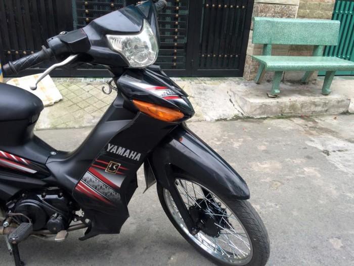Yamaha Taurus,màu đỏ đen,nguyên thủy,máy cực êm