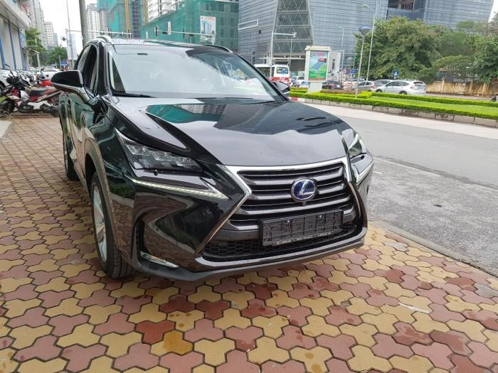 Lexus nx300h hybrid luxury limited Đức