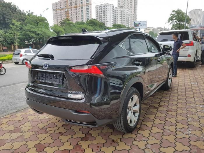Lexus NX 300h sản xuất năm 2016 Số tự động Hybrid