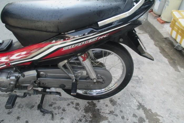 Yamaha sirius RC đỏ đen,đang sử dụng,chưa sữa chữa.2015