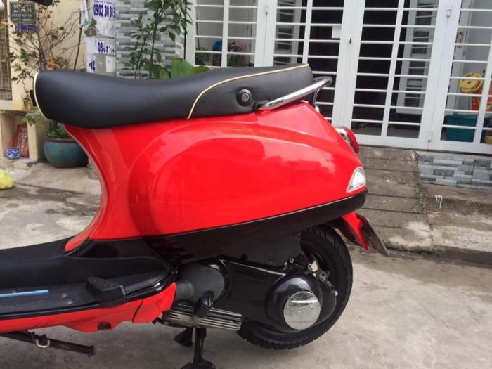 Piaagio Fi phun xăng điện tử,2k13 mới,màu đỏ đen