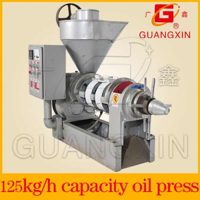 Nhập khẩu và phân phối máy ép dầu công nghiệp Wuangxin YZYX90WK.1