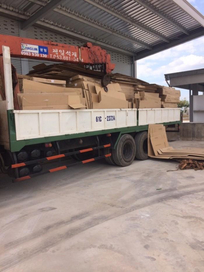 Xe tải cũ dongfeng 3 chân hoàng huy gắn cẩu 8 tấn - liên ...