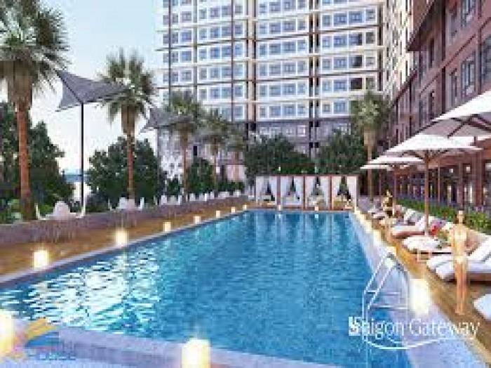 Saigon Gateway mở bán đợt 1 với hơn 1000 khách đã đặt chỗ