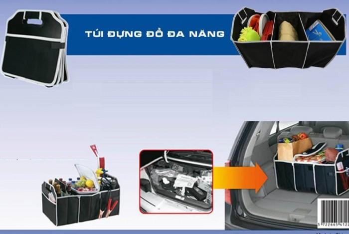 Túi đựng đồ đa năng cốp sau xe hơi