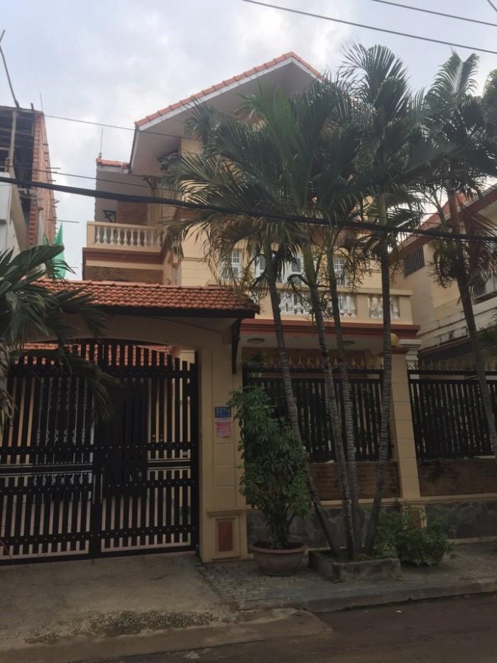 Bán Nhà Biệt thự Đường Nguyễn Oanh, phường 17, Quận Gò Vấp