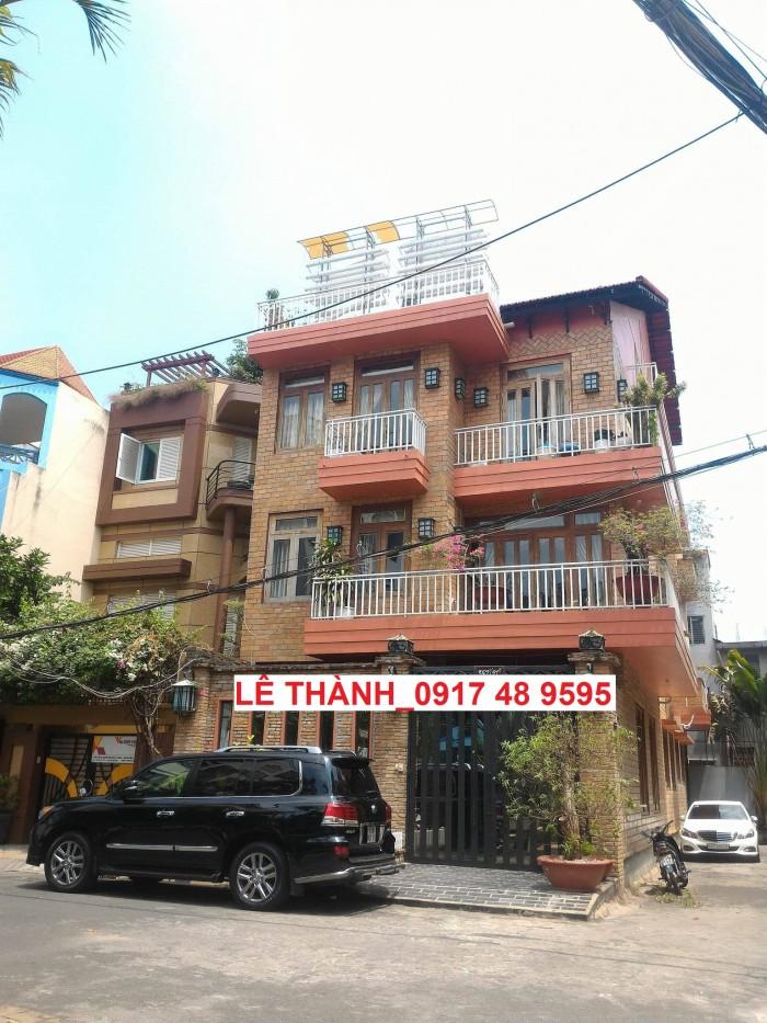 Cần bán gấp 1 căn nhà mặt tiền đường Đất Thánh, phường 6, quận Tân Bình