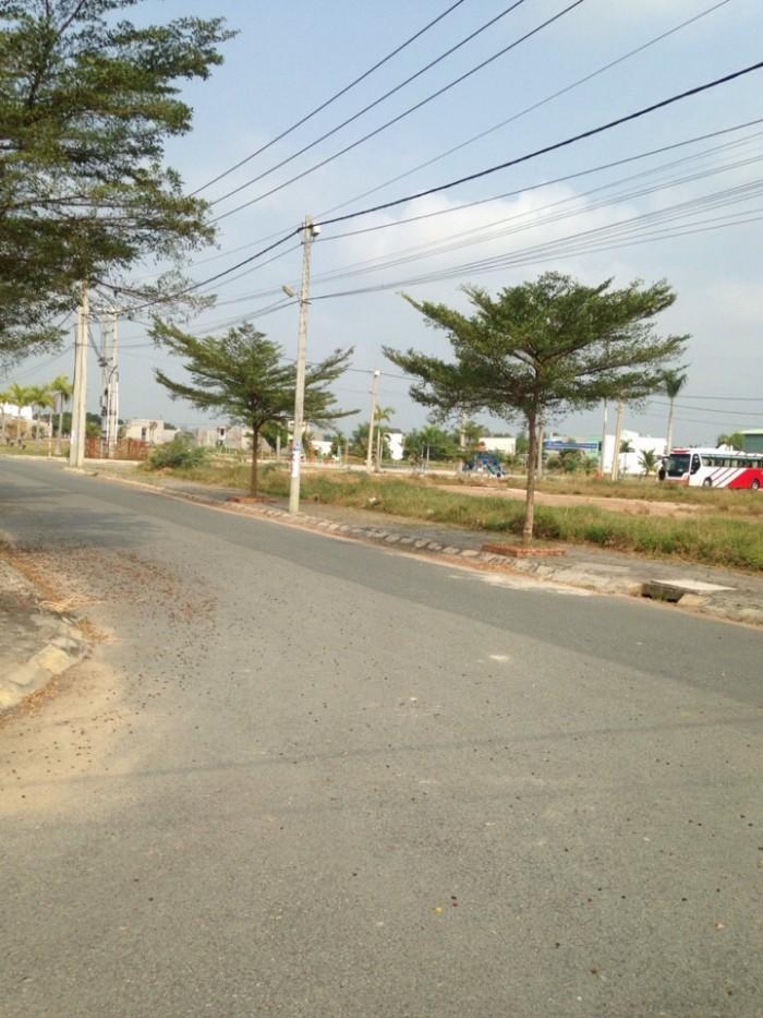 Đất Trung tâm HC Thị Trấn Củ Chi, Lk UBND Huyện Củ Chi