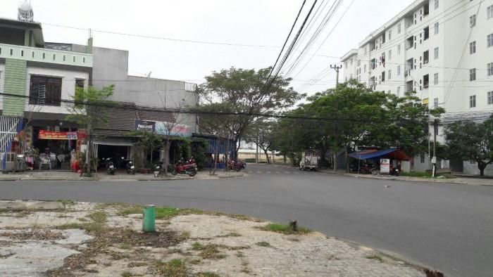 Lô Góc 2MT Khúc Hạo Giao Với Lý Nhật Quang, 236.7m2, sổ đỏ chính chủ.