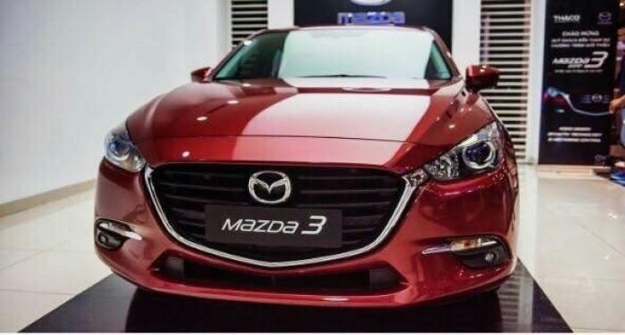 Mazda 3 Facelift 2018 Giá ưu đãi trong tháng 0