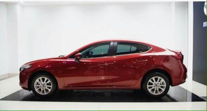 Mazda 3 Facelift 2018 Giá ưu đãi trong tháng 2