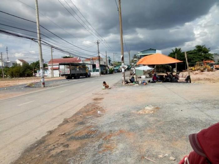 Chính chủ cần bán gấp lô góc mặt tiền đường Hoàng Minh Chánh dự án Biên Hòa New Town