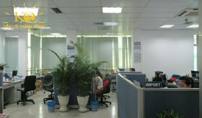 Cho thuê văn phòng quận 1 NVT building