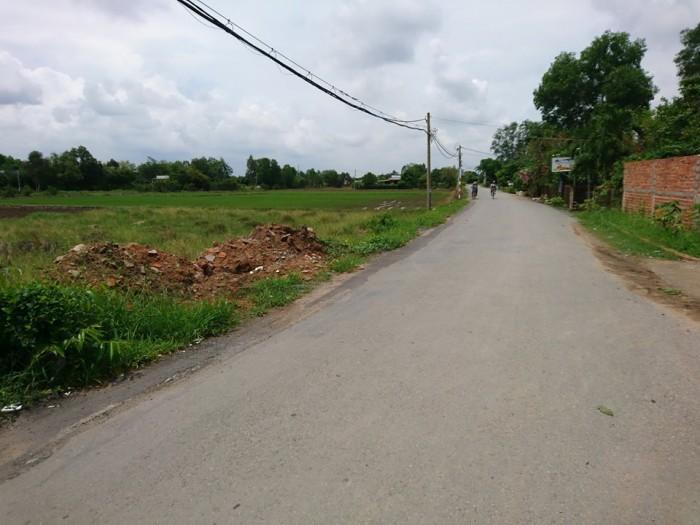 Chính chủ cần bán gấp lô mặt tiền đường Nguyễn Văn Sự - Quy Đức – Bình Chánh