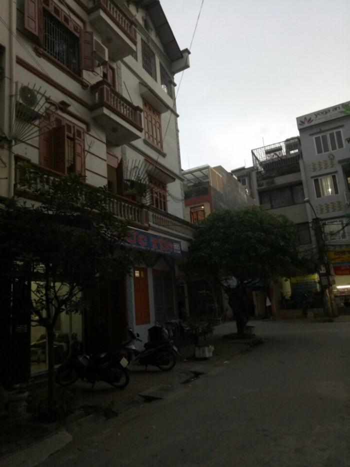 Bán nhà khu dãn dân Yên Phúc- Hà Đông( 58m2* 5 tầng) kinh doanh tốt ,giá 5,3 tỷ