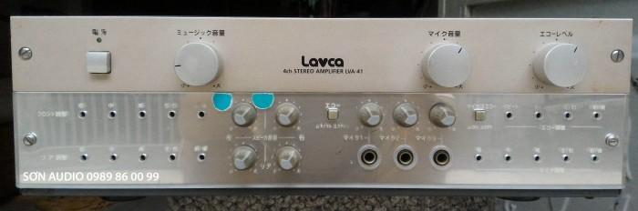 Amply Karaoke và nghe nhạc LAVCA LVA-410