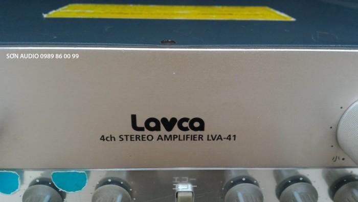 Amply Karaoke và nghe nhạc LAVCA LVA-411