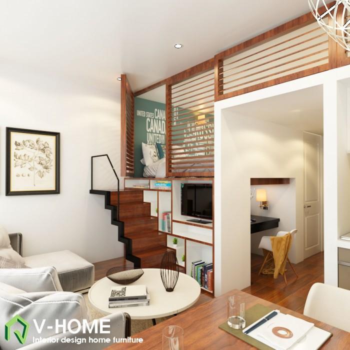 Mở bán căn hộ minni tiêu chuẩn  singapore chỉ với 470tr