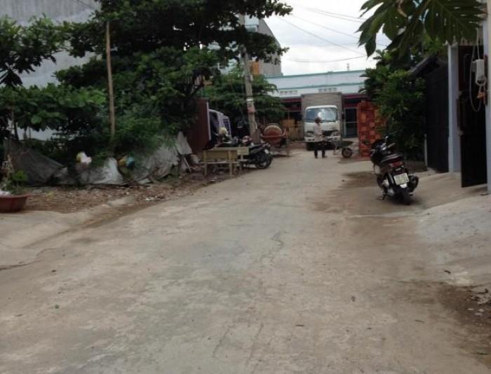 Bán đất số 39 đường số 1 KDC Lê Thành -4x16 - GPXD 4 tấm