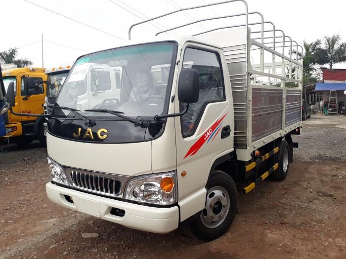 Xe tải jac 2.4 tấn 2,5 tấn bắc giang giá rẻ