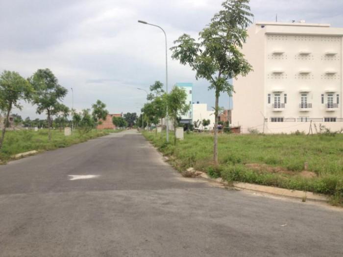 Bán đất đường nguyễn hữu trí giá chỉ 350tr/nền
