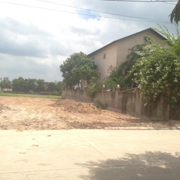 Đất mặt tiền 97m2, TL37, Thạnh Lộc, Quận 12