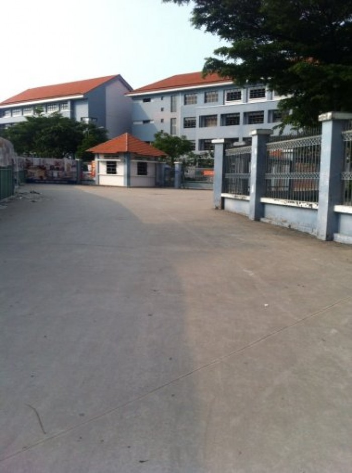 Bán đất thổ cư 100m2, gần KCN Tân Bửu, gần chợ Đệm 1km, SHR xây dựng tự do