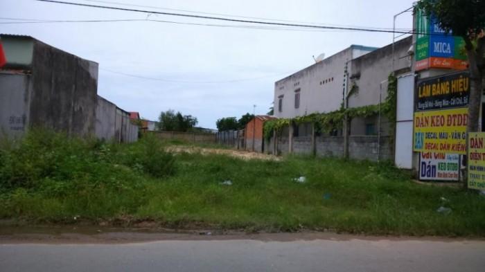 BC1270_Cần bán đất MT Tỉnh Lộ 10 xã Lê Minh Xuân
