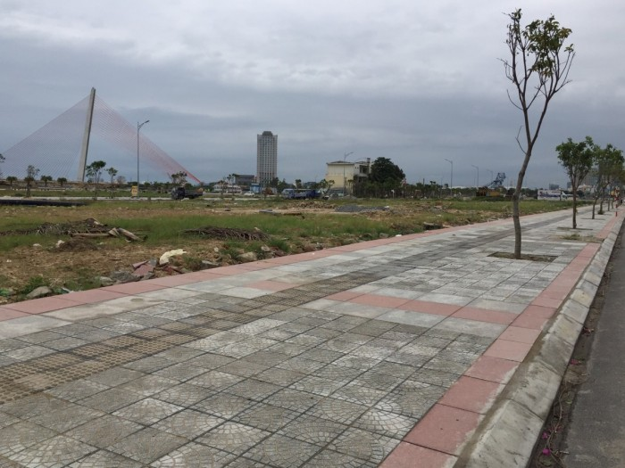 Bán đất MT Đường 2/9, Bình Thuận, Hải Châu, Đà Nẵng.