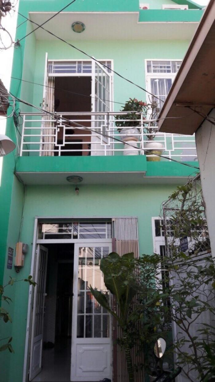 Bán nhà sổ hồng riêng, DT 48m2,1 trệt 1 lầu, Huỳnh Tấn Phát, Nhà Bè.Giá 1,15 tỷ