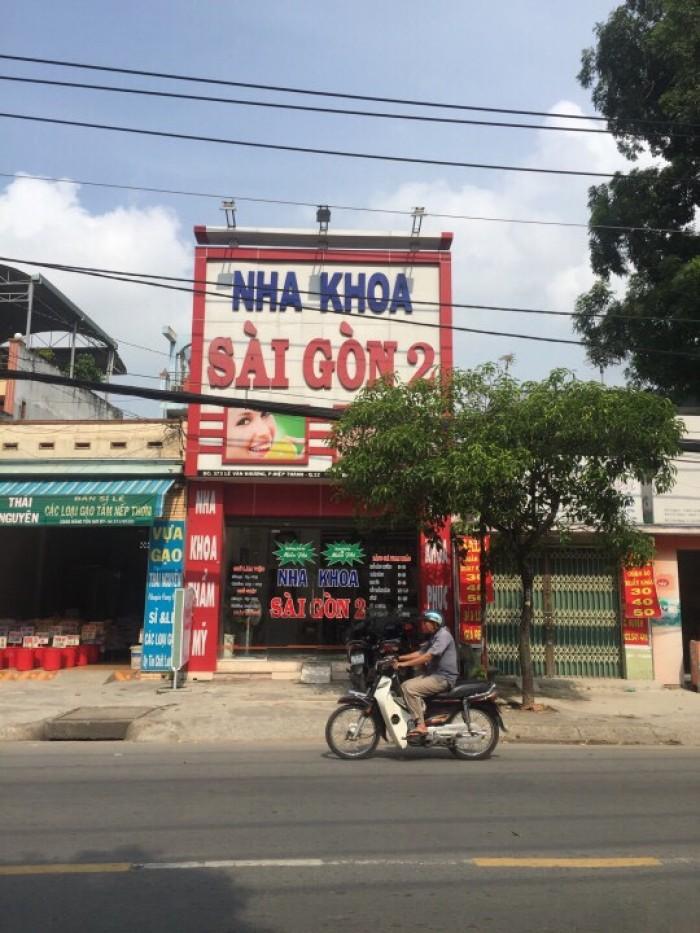 Kẹt tiền Bán gấp Nhà Mặt Tiền Đường Lê Văn Khương, Phường Hiệp Thành, Quận 12