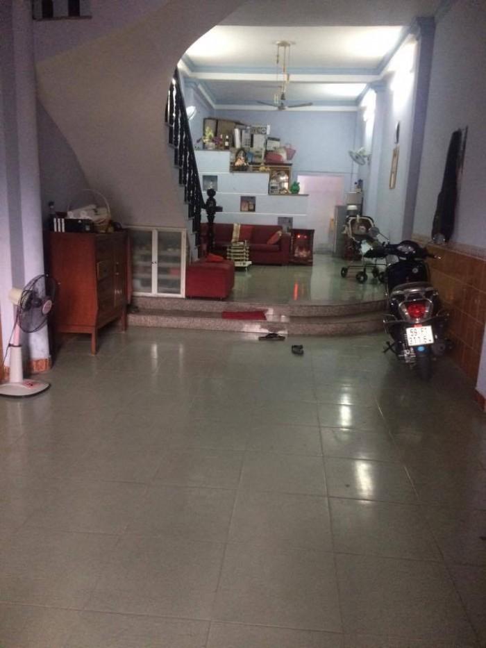 Cho thuê nhà nguyên căn mặt tiền đường Vườn Lài, Q Tân Phú Diện Tích 4x16m, 1 trệt 2 lầu