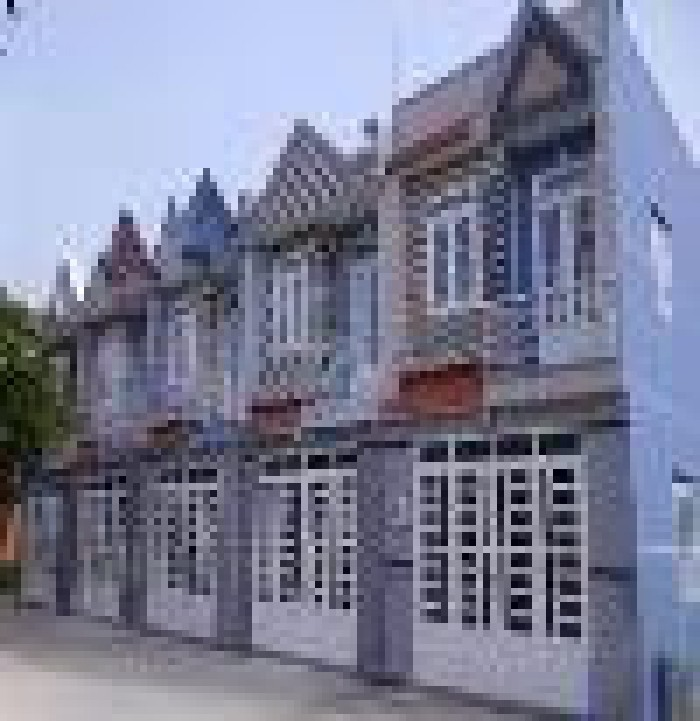 Bán nhà mặt tiền đường Nguyễn Hữu Trí Bình Chánh 480tr SHR