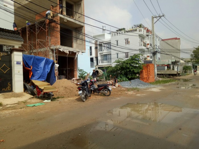 Lô đất 6,5x9,5m MT đường 175, Phường Tăng Nhơn Phú B , Quận 9