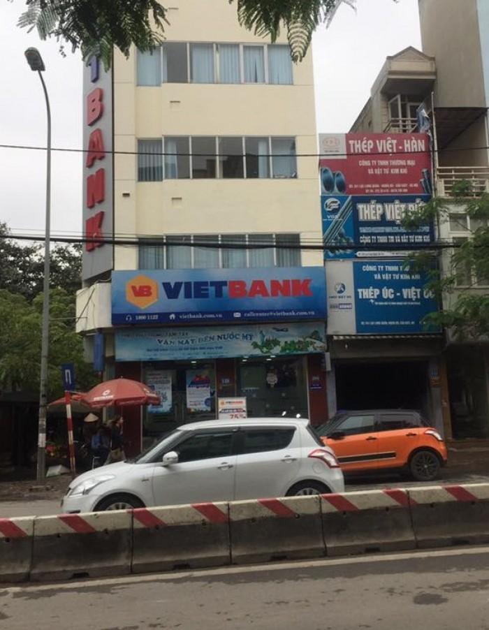 Cần bán gấp biệt thự Nguyễn Thị Định, Trần Duy Hưng, Cầu giấy giá 28 tỷ
