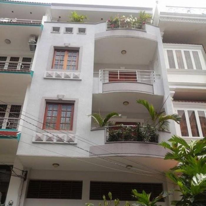 Nhà khách sạn 107 Trương Định. P6.Q3, 10 phòng TM